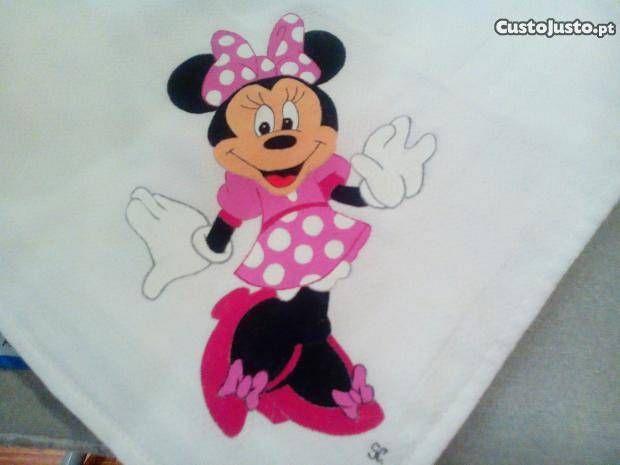 Desenhos Da Minnie Para Pintar Em Tecido: Alfabeto Da Minnie Para Pintura Em Tecido