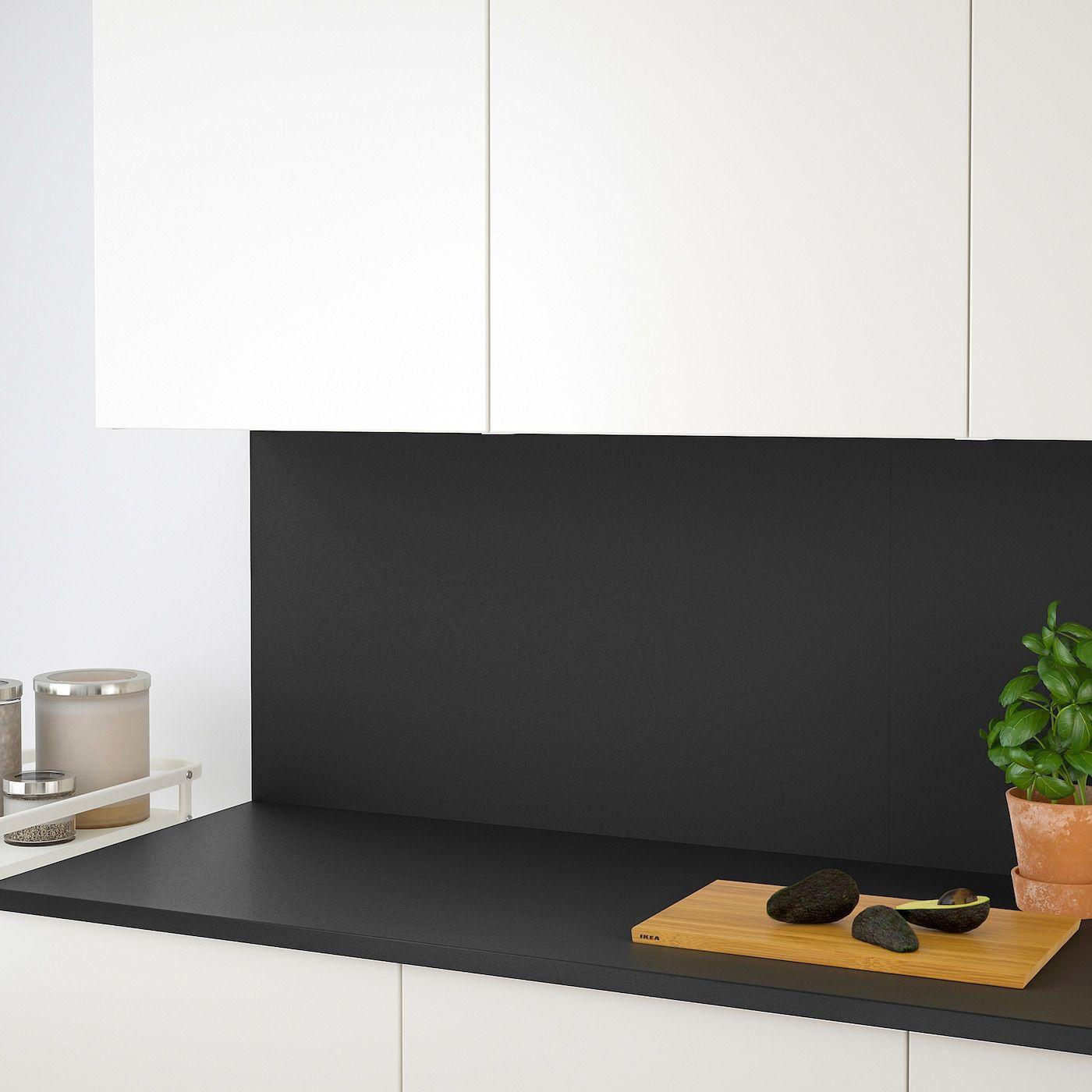 Ekbacken Arbeitsplatte Mattiert Anthrazit Laminat Ikea Osterreich In 2020 Laminate Countertops Countertops Ikea