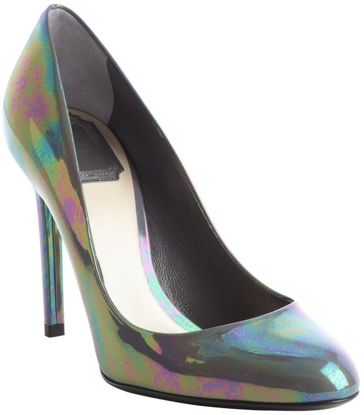 Christian Dior Sublime Patent Leather Pumps