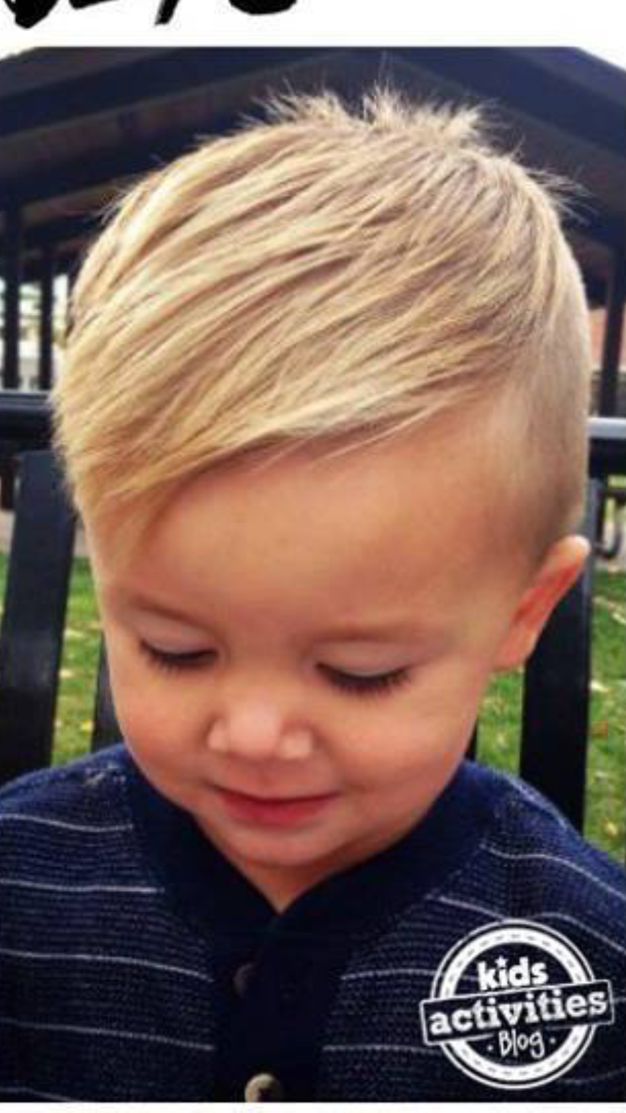 Haircut for boys png time for maxus first haircut  for baby makers i love this