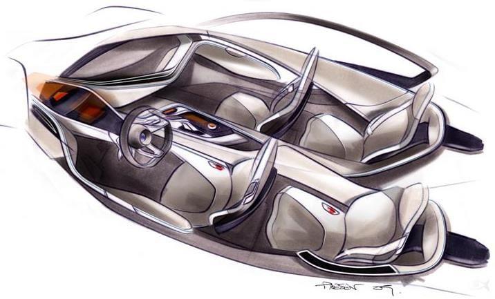 Interior sketch car Google Search tommy Pinterest Interior