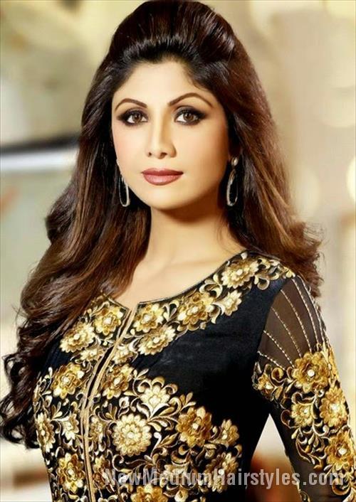 nice Best Shilpa Shetty Hairstyles for Girls // #Best # ...