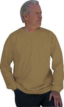Horizon Long-Sleeve Hemp//Organic Cotton Tee Pullover