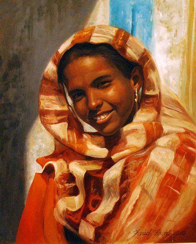 1-Maher Art Gallery: farid Fadel Hanna Murkus/ Egyptian