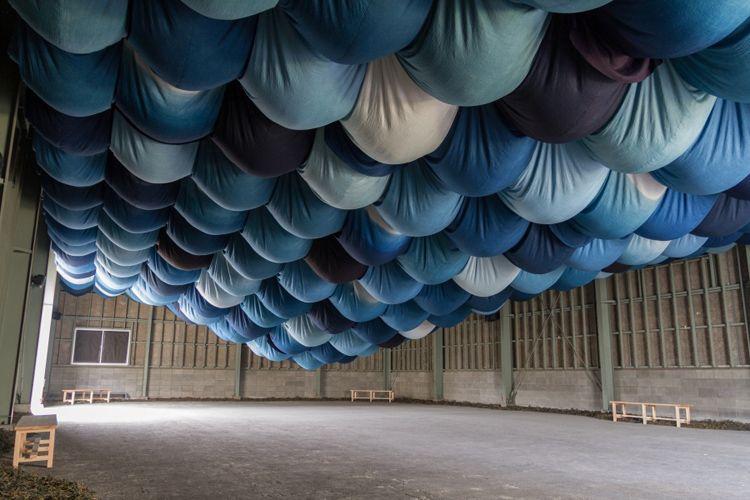 Rowland Ricketts - I am Ai, We are Ai - Warehouse Installation - 2012