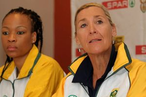 Proteas clinch netball series