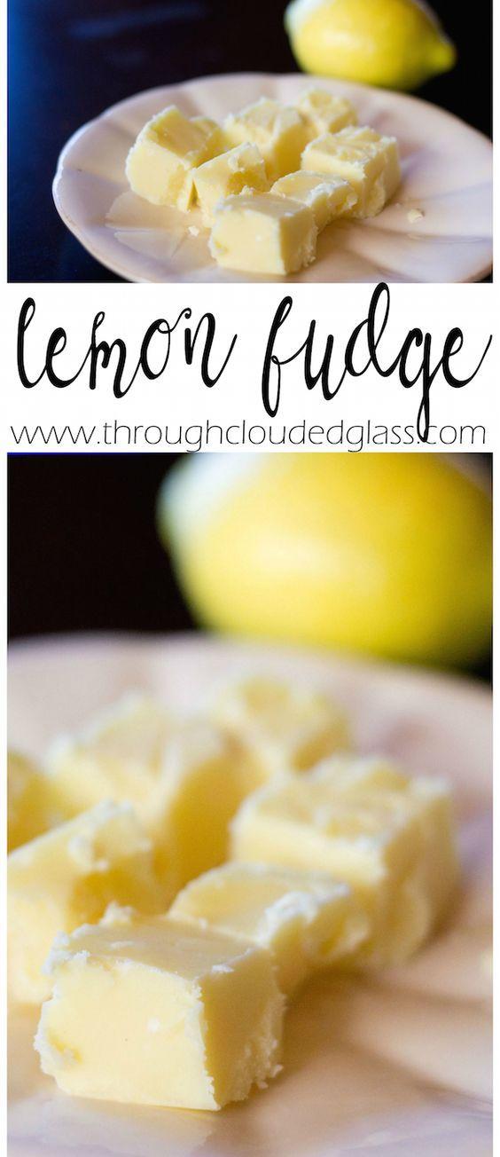 Lemon Fudge Recipe Best Fudge Recipe Lemon Fudge Recipe Fudge