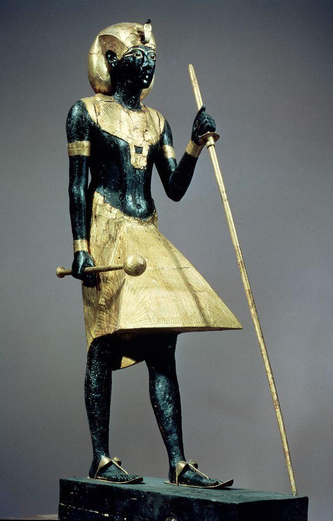 #4-Egyptian c.1323 BC New Kingdom, Dynasty XVIII Tomb of ...