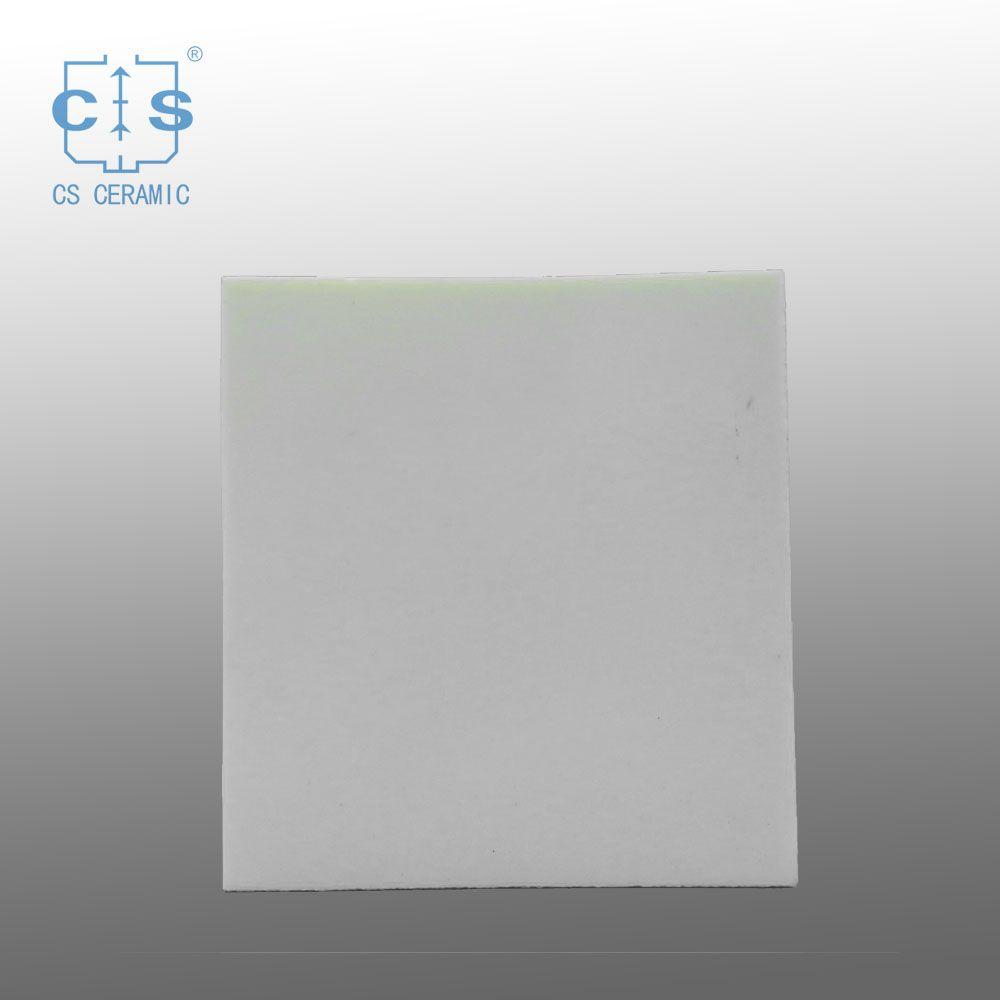 Alumina Ceramic Alumina Pad Thin Sheet Ceramic China Ceramic Insulator Bushing Spacers Ceramics Melting Glass Heating Element