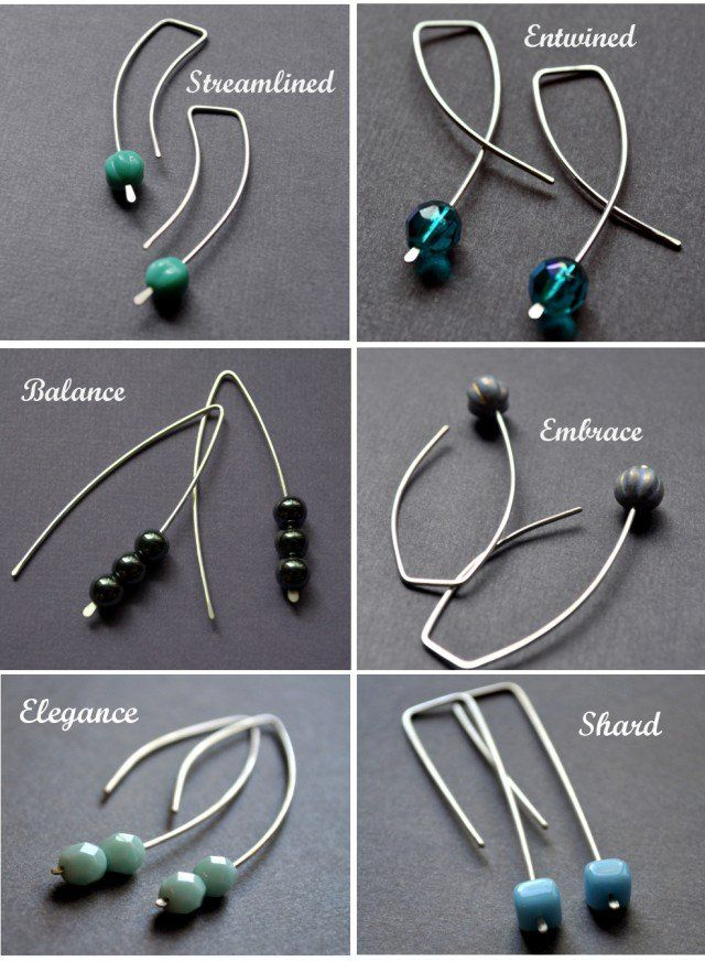 DIY Beads Earrings - lots of ideas