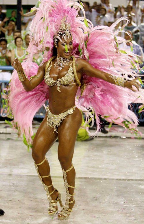 The Hottest Brazilian Samba Dancers Carnival Girl Carnival