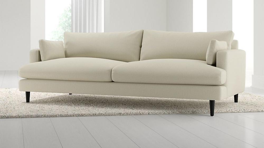 Monahan Sofa Reviews Crate And Barrel Cushions On Sofa Sofa Love Seat