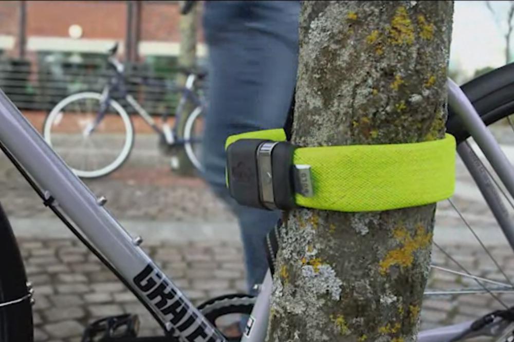 Litelok The Super Secure Bike Lock That Weighs Less Than 1kg