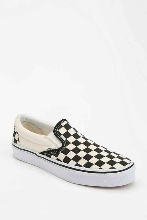 3fa0daea7822 Vans Checkered Slip-On Sneaker - Urban Outfitters