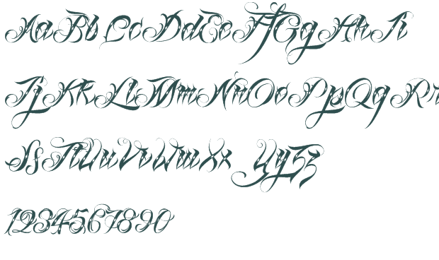 Free Online Font Generator Tattoos: Lina Script Font Download Free (truetype) True Type Fonts