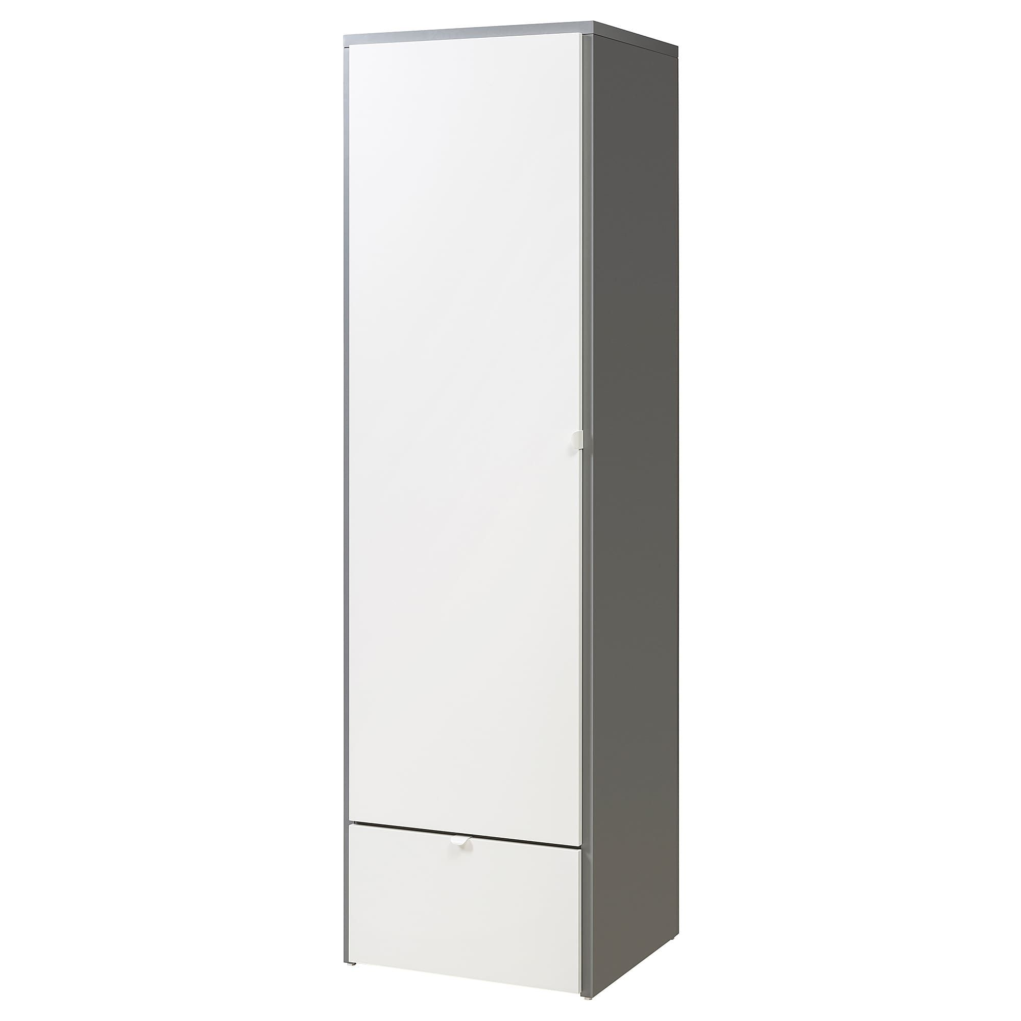 Visthus Kleiderschrank Grau Weiss In 2019 Products Ikea Wardrobe