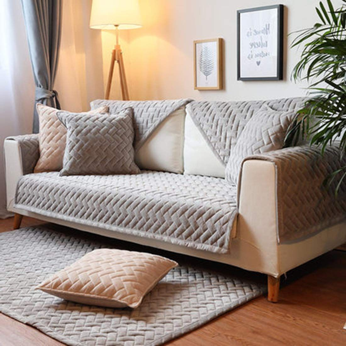 Excellent Royhom Sofa Seat Cover Sofa Protector Keeps Furniture Safe Bralicious Painted Fabric Chair Ideas Braliciousco
