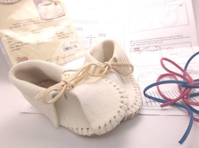 Baby Moccasin Kit