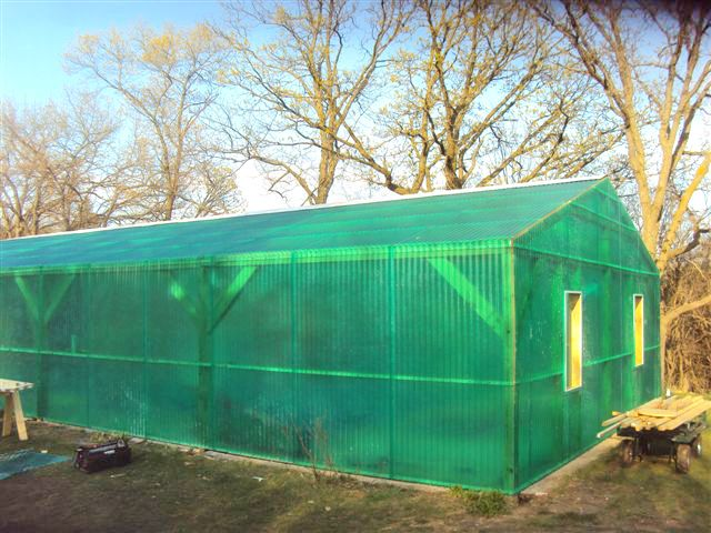 Gallery Roofing Greenhouses Corrugated Roofing Roof Panels Clear Roof Panels