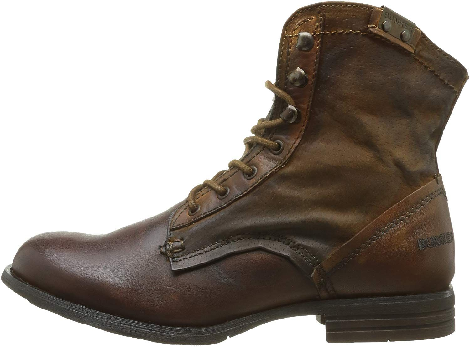best prices best deals on quality products Bunker Tura, Boots homme - Marron (Tabac), 43 EU: Amazon.fr ...