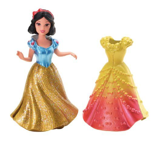 Disney Princess Magiclip Tangled Rapunzel figure doll dress
