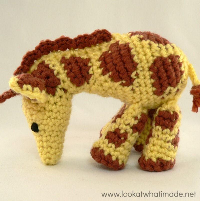 Gendry the Crochet Giraffe, http://crochetjewel.com/?p=17157 ...