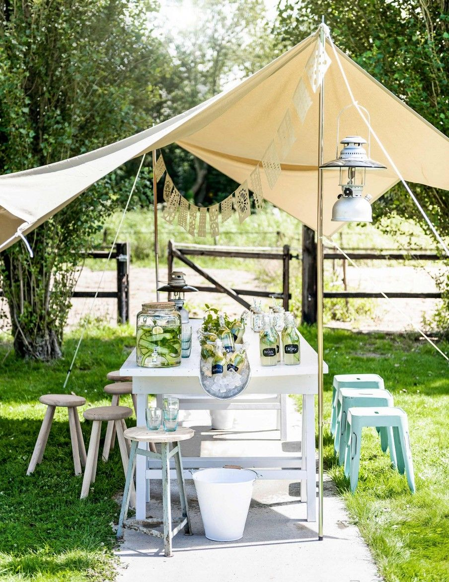 How To Decorate Your Garden For A Nice Summer Party - Gravity Home ...