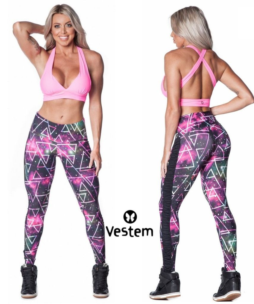 31c87b86dc8 Vestem - Space Leggings | FASHION - WOMEN'S | Sexy workout clothes ...