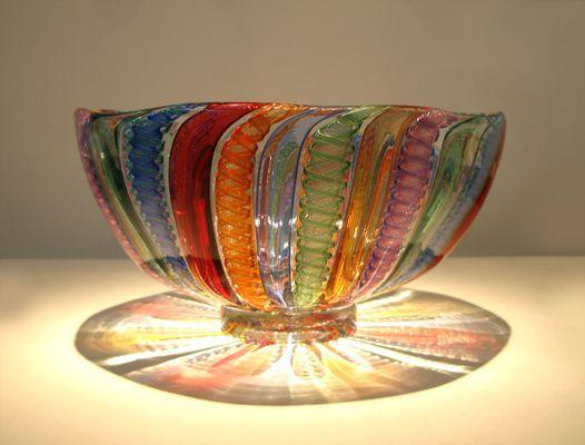 Lucy Bergamini Morgan Contemporary Glass Gallery Glass Art