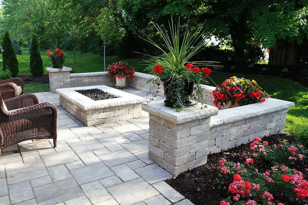 Pin On Fire Pit Landscaping