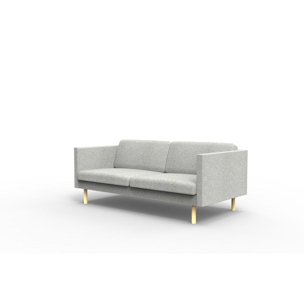 2 Sitzer Sofa Leaf Kleines Sofa Sofa 2 Sitzer Sofa