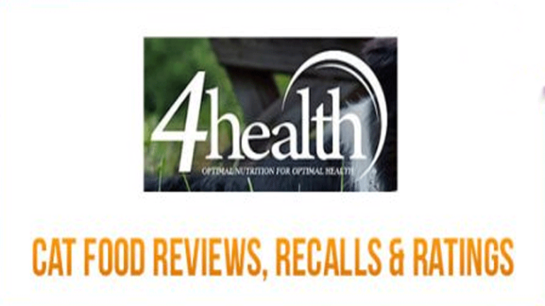 4Health Cat Food Review Cat food reviews, Cat food, Cat