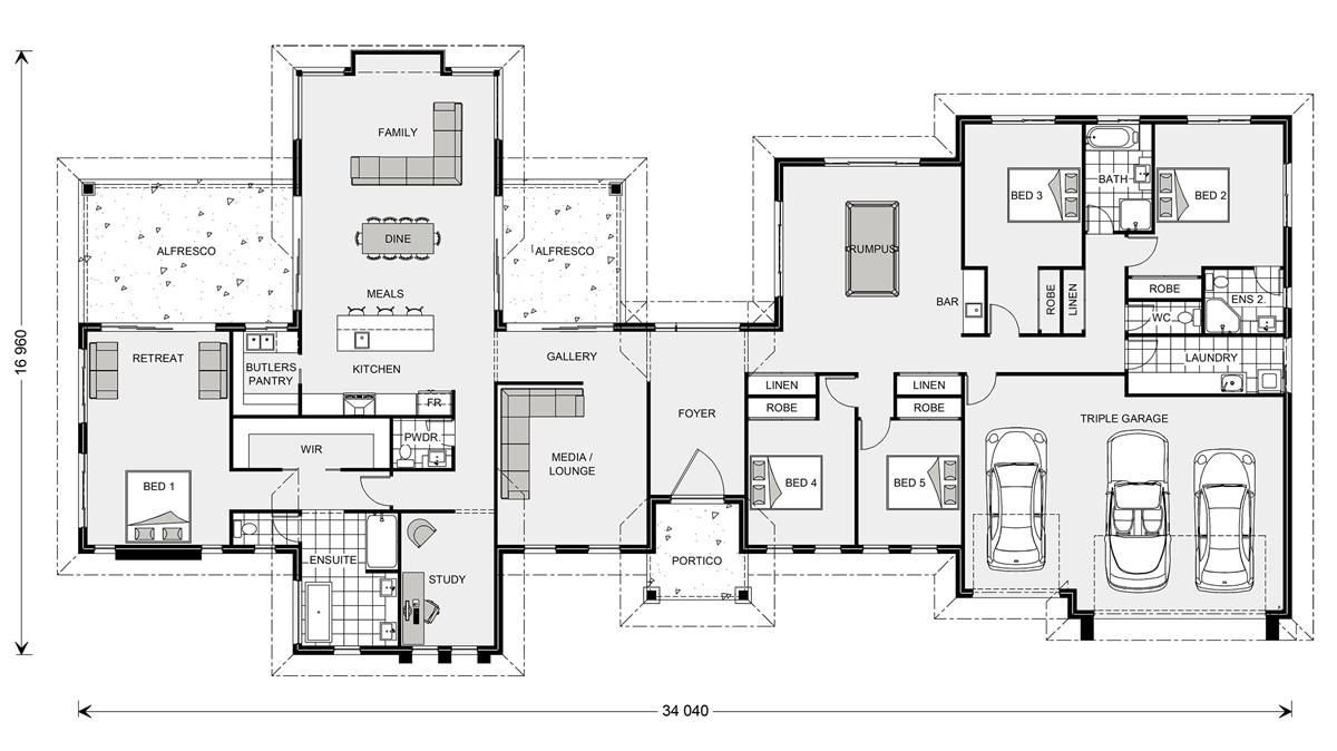 Floor Plan Floor Plans Dream House Plans How To Plan