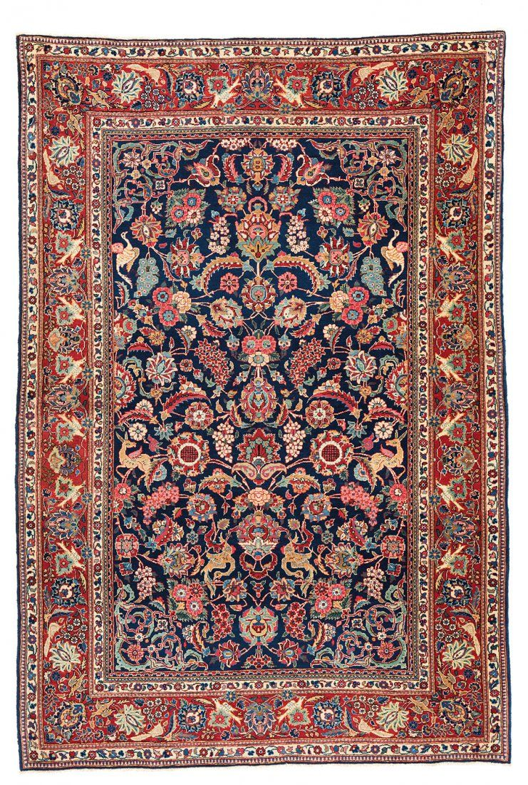 Kashan Persia Ca 1930 6ft 9in X 4ft 5in Rugs On Carpet Buying Carpet Shaw Carpet