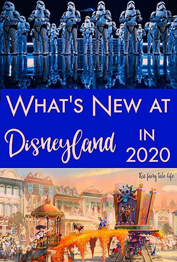 Photo of Here's What's New at Disneyland in 2020 | Disneyland, Disneyland vacation, Disneyland trip
