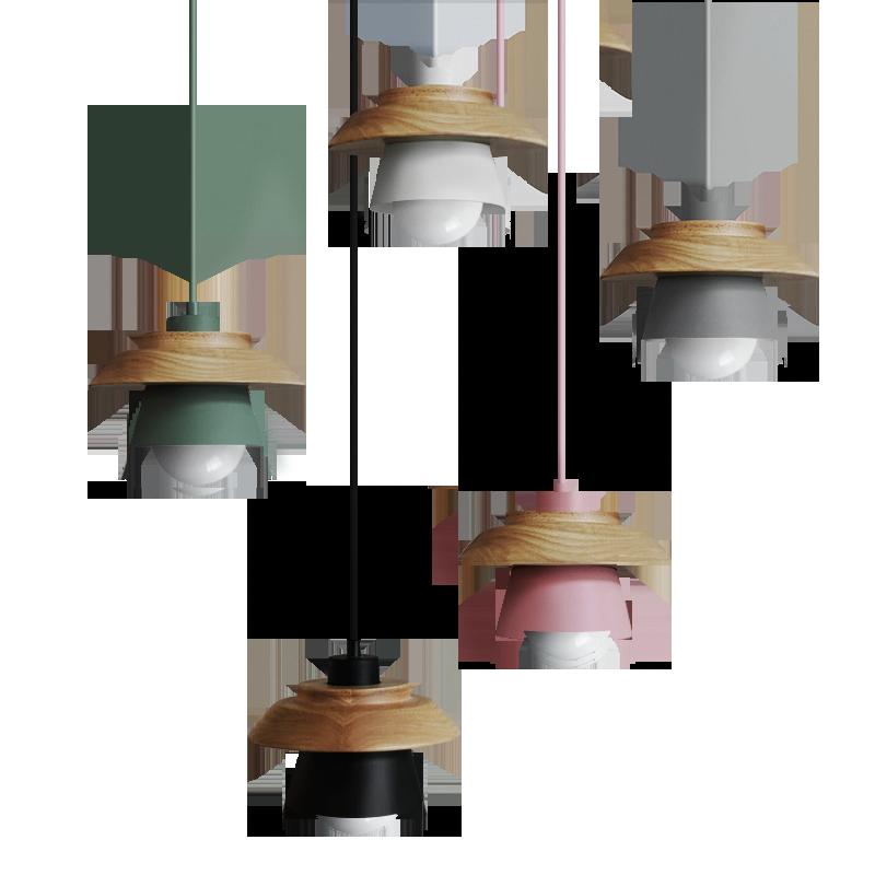 Scandinavian lamp shade chandelier for kitchen lamp e27 220v for art scandinavian lamp shade chandelier for kitchen lamp e27 220v for art decor pendentes lustres iluminaria abajour aloadofball Choice Image