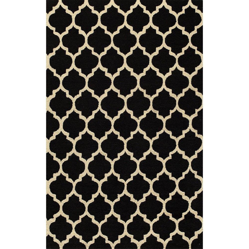 Simple Morocco Area Rug