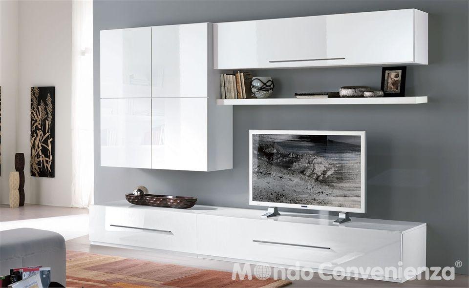 Soggiorno Luna  Mondo Convenienza  soggiorni di sogno  Home Decor Living Room e Guest room