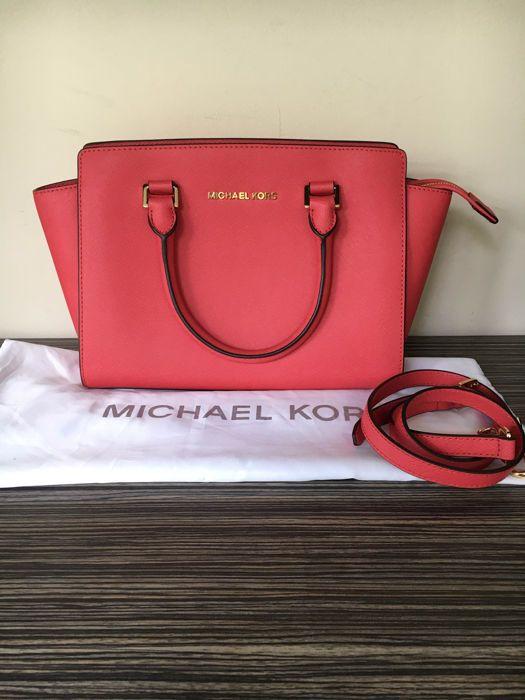 91b648461b3c Catawiki online auction house  Michael Kors – Selma Medium – handbag shoulder  bag –