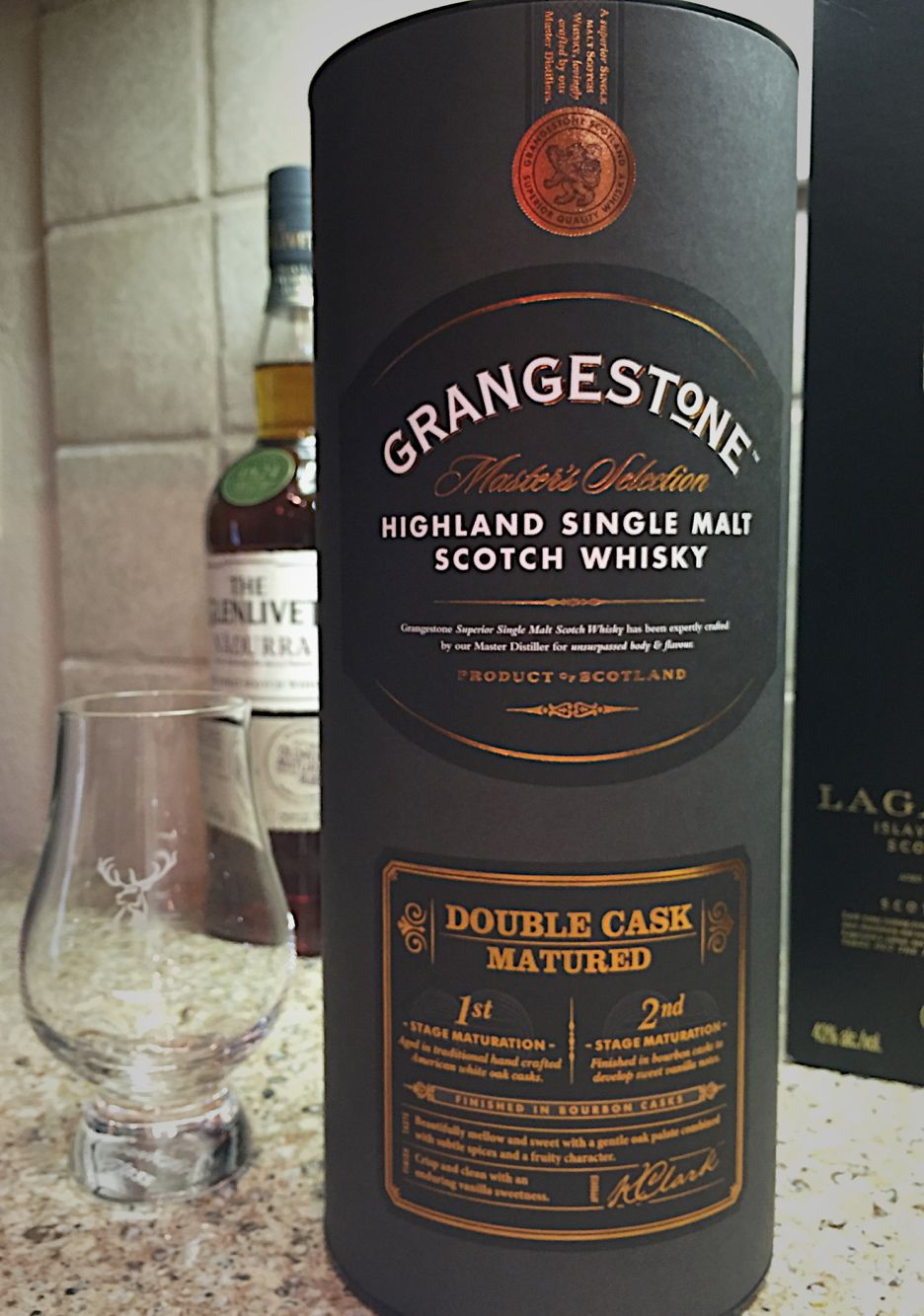 grangestone master s selection double cask matured expectations