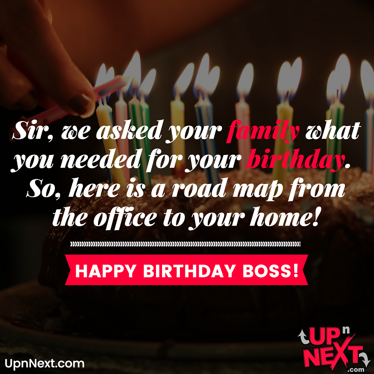 Birthday Wishes For Boss 2017 Boss Birthday Msgs Wish Quotes