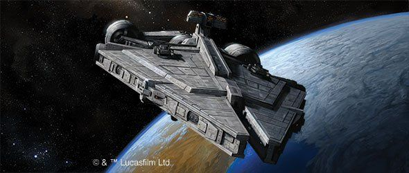 Star Wars: Armada The Empire's Interests A Preview of the Imperial Light Cruiser Expansion Pack for Star Wars™: Armada