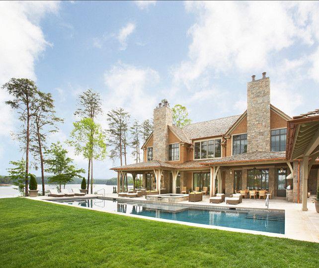 Lake Front Home Design Plans Simple Designs Rustic Pics Photos Lakefront