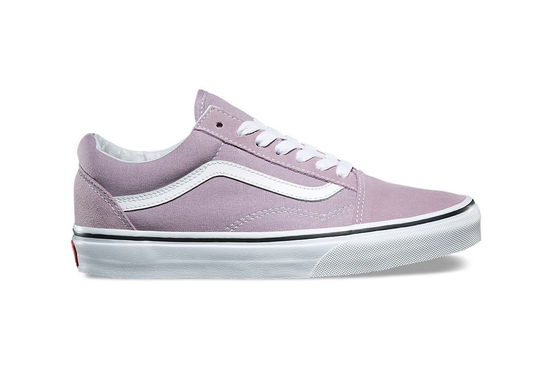 34eddf2292f Move Over Millennial Pink — Vans Drops Four