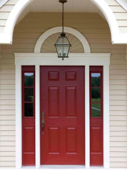 42 Inviting Colors To Paint A Front Door Front Door Paint Colors Painted Front Doors Exterior House Colors