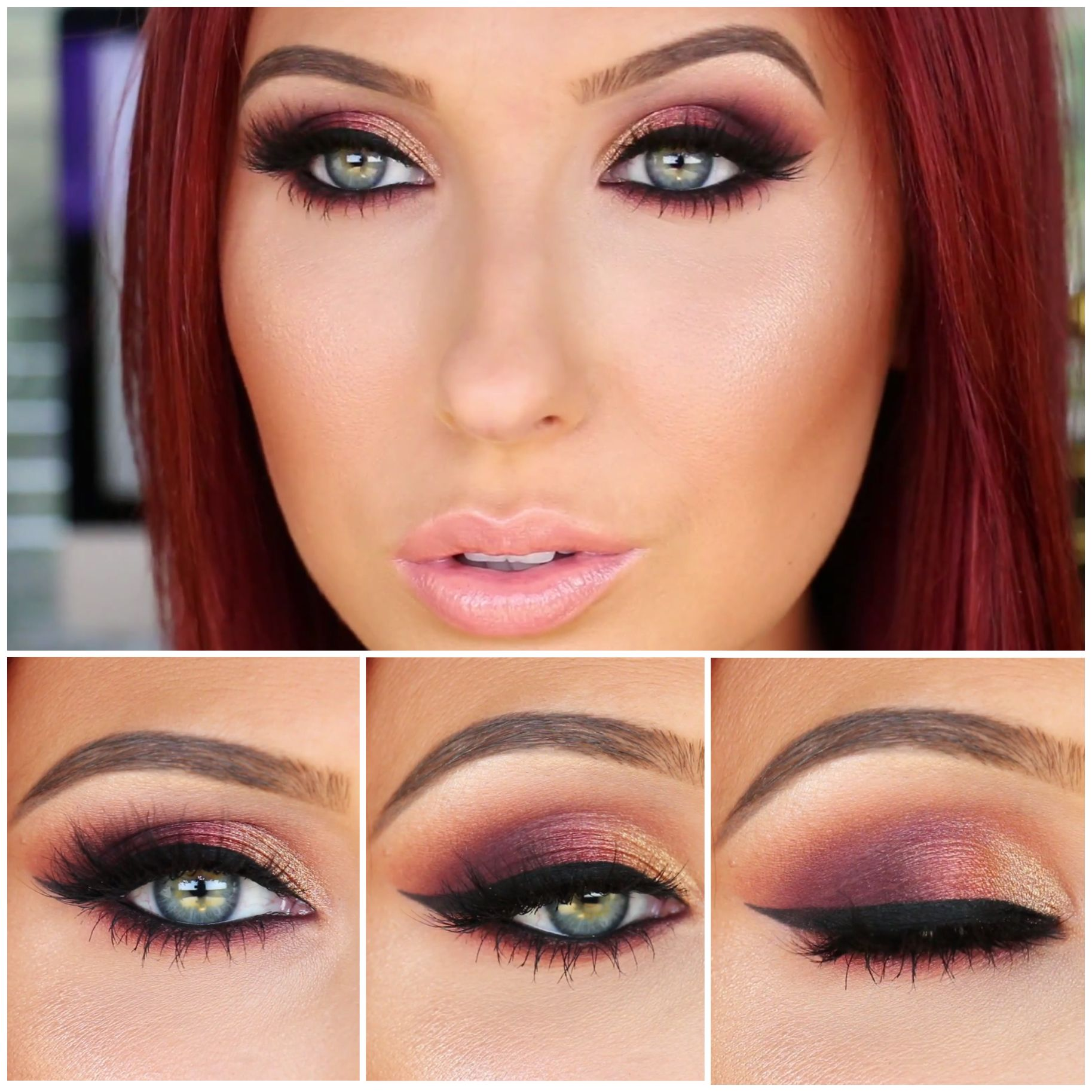 Pin by Kristy Mills on beauty   Gorgeous makeup, Makeup