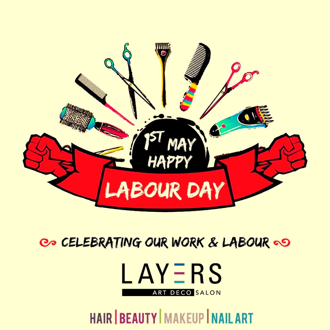 Celebrating Our Work And Labour Happy Labourday Happy Labor Day Makeup Nails Art My Beauty