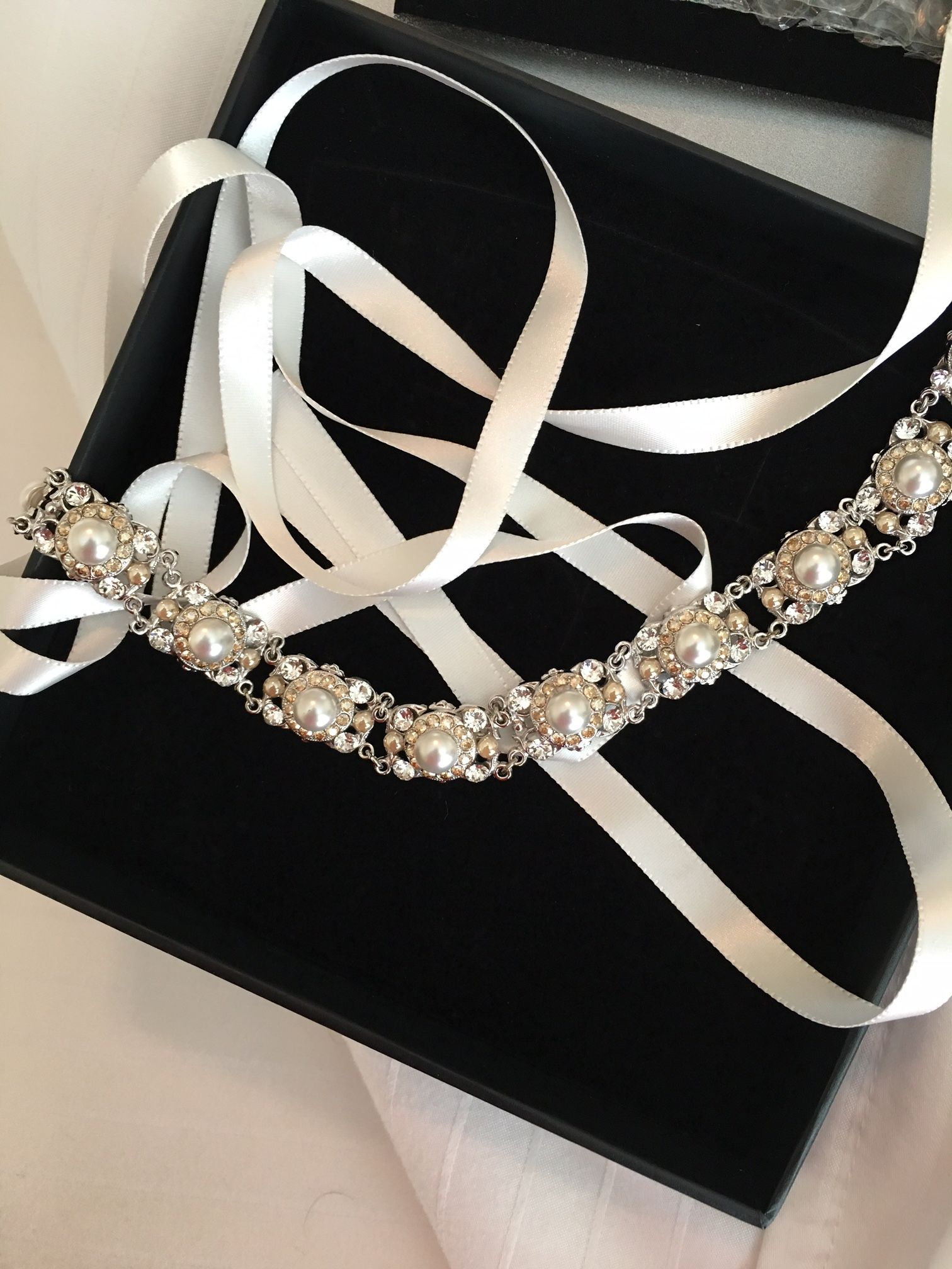 Belts for Wedding Dresses Thomas Knoell