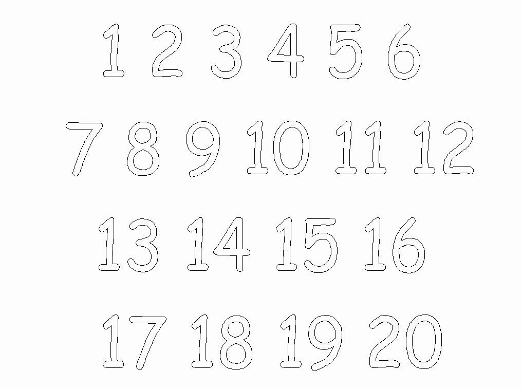 Number 1 Coloring Page Fresh Free Printable Number Coloring Pages For Kids Cute Coloring Pages Free Printable Numbers Coloring Pages Inspirational