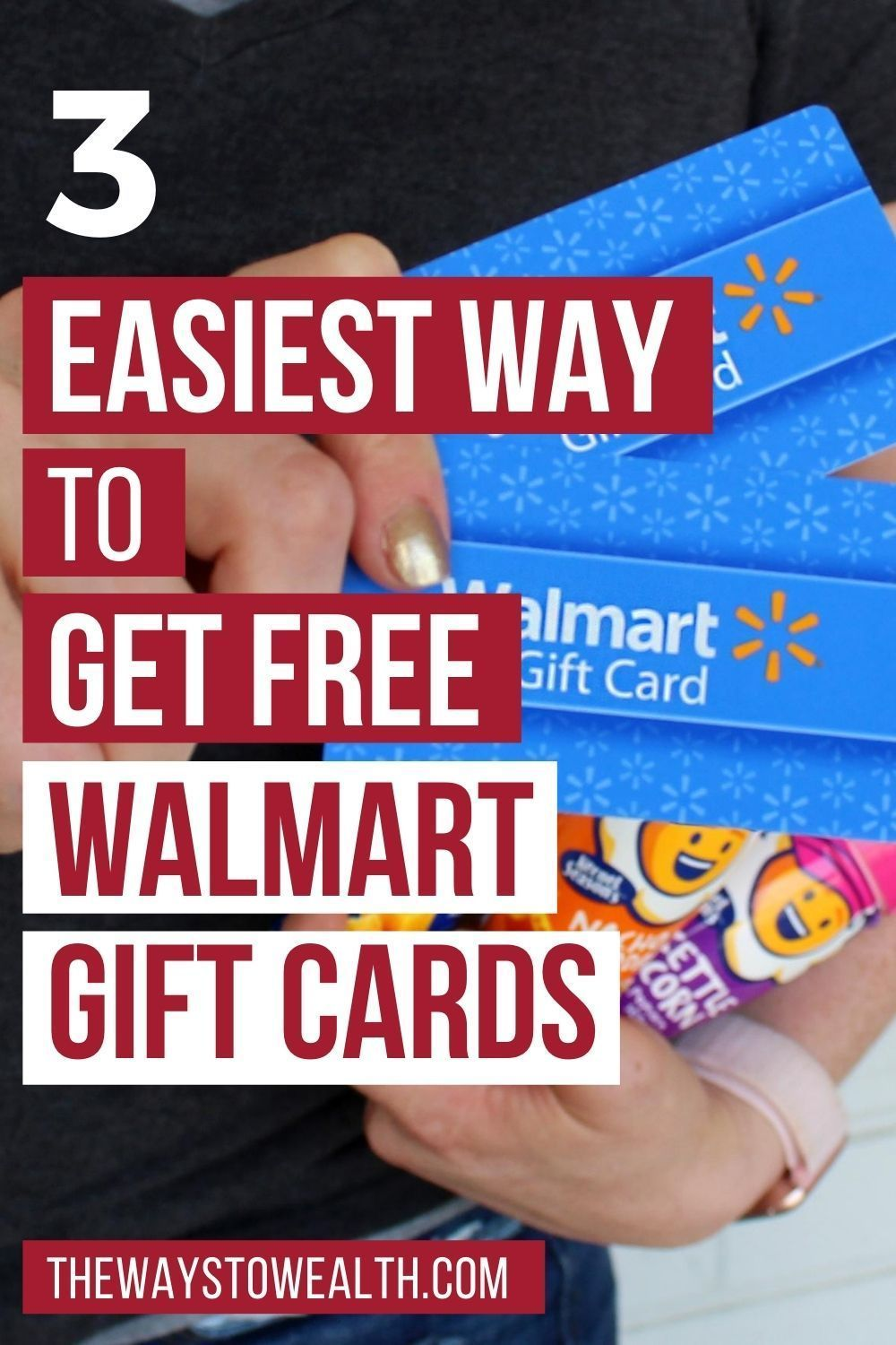 3 easiest way to get free walmart gift cards in 2020